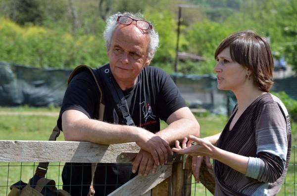 Tiziana Franceschini e Riccardo Totino