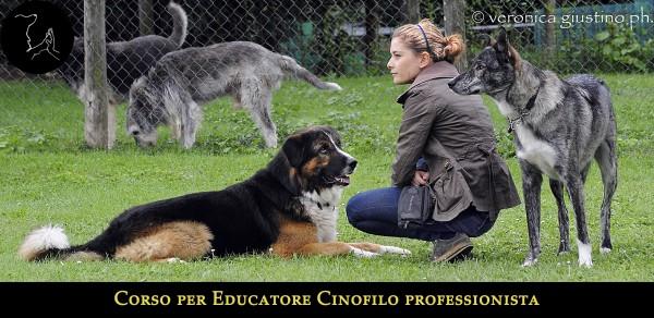 corso educatori cinofili roma
